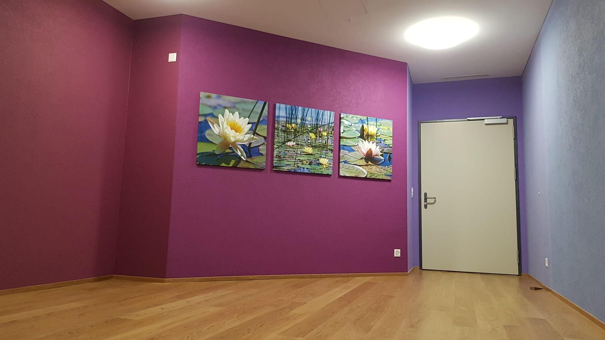 Haus Waldegg Farbgestaltung